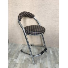 [2 units] STAINLESS STEEL BAR STOOL CHAIR