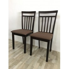 [2 UNITS ]GF P3-CAPP DINING CHAIRS