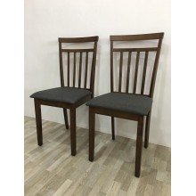 [2 UNITS ]GF P3-MB DINING CHAIRS