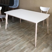 GF (150CM) SCANDINAVIAN DINING TABLE