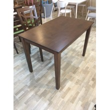 [FOUR SEATER] WOODEN DINING TABLE 4500-MB