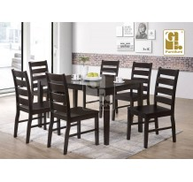 [1 + 6] CLASSICAL DINING ROOM SET 9990