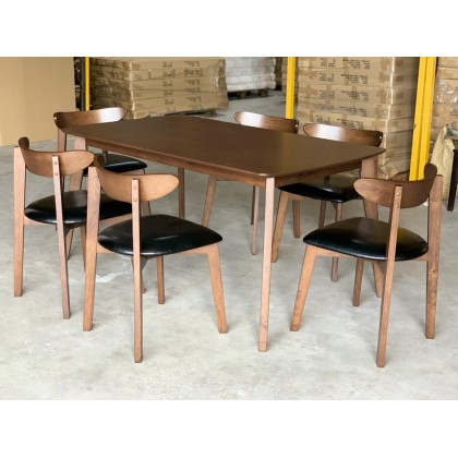 [1+6] GF X5-MB DINING ROOM SET