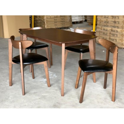 [2 UNTIS] GF X5-MB DINING CHAIR