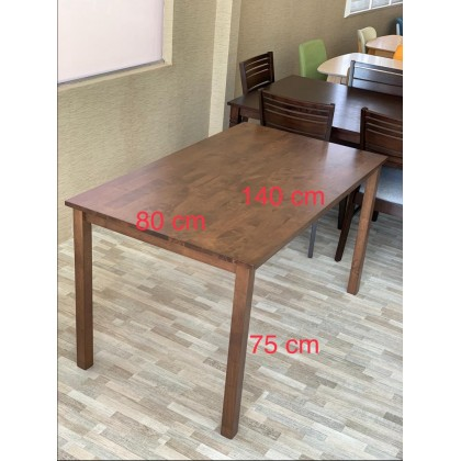 [1+4+BEN99] GF MILLER  DINING ROOM SET